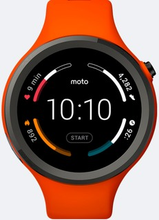 Motorola Moto 360 Sport Smart Watch 360SP