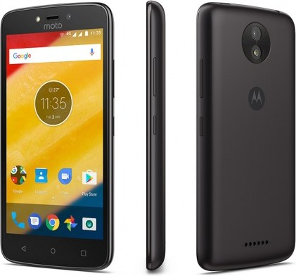 Motorola Moto C Plus Global Dual SIM TD-LTE XT1723