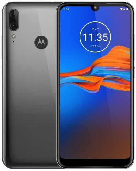 Motorola Moto E6 Plus Global Dual SIM TD-LTE 64GB XT2025-2  (Motorola PokerP)