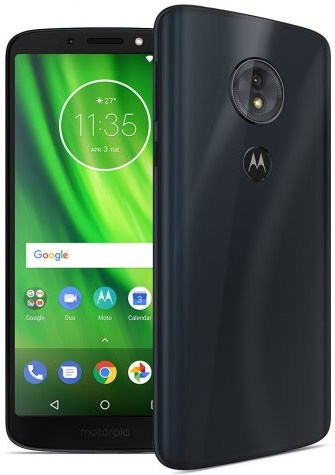 Motorola Moto G6 Play TD-LTE NA XT1922-6 16GB  (Motorola Ashley)