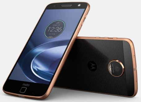 Motorola Moto Z Force Droid Edition XLTE XT1650-02  (Motorola Vertex)