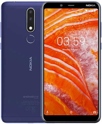 Nokia 3.1 Plus Dual SIM TD-LTE IN 16GB  (HMD 3.1 Plus)