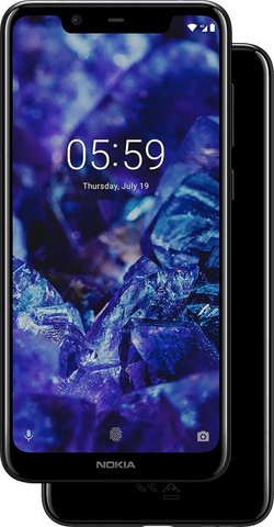 Nokia 5.1 Plus 2018 Global Dual SIM TD-LTE 32GB  (HMD Bravo)