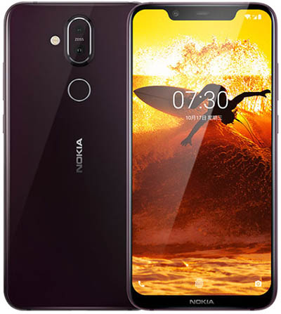 Nokia 7.1 Plus 2018 Dual SIM TD-LTE AM 64GB  (HMD 7.1 Plus)