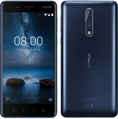 Nokia 8 Global TD-LTE 64GB  (HMD NB1)