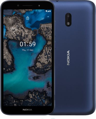 Nokia C1 Plus 2021 Global LTE  (HMD Yondu)