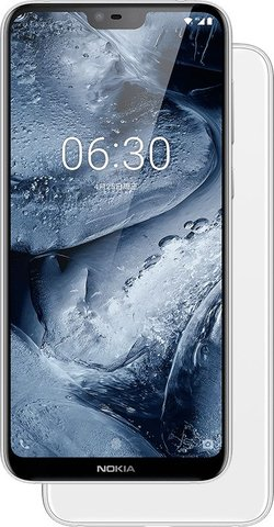 Nokia 6.1 Plus 2018 Global Dual SIM TD-LTE  (HMD 6.1 Plus)