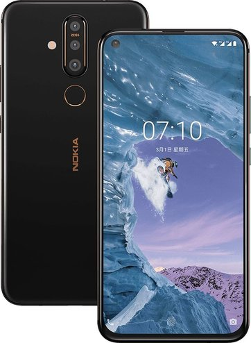 Nokia X71 Global Dual SIM TD-LTE / 8.1 Plus