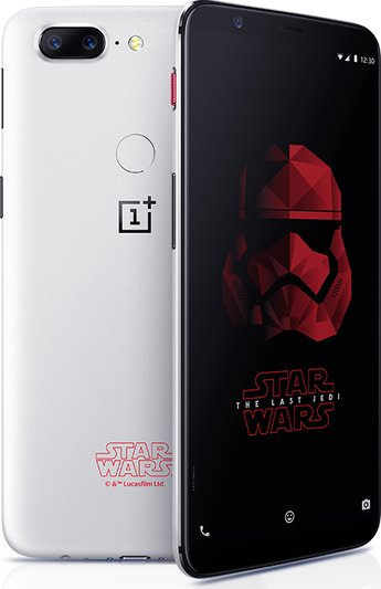 OnePlus 5T Star Wars Limited Edition Dual SIM Global TD-LTE A5010 128GB