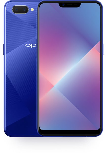 Oppo A3s Dual SIM TD-LTE IN ID TH PK NP SG Version 3 16GB CPH1803  (BBK AX5)
