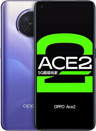 Oppo Ace2 2020 Standard Edition Dual SIM TD-LTE CN 128GB PDHM00