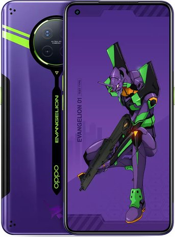 Oppo Ace2 2020 EVA Limited Edition Dual SIM TD-LTE CN 256GB PDHM00