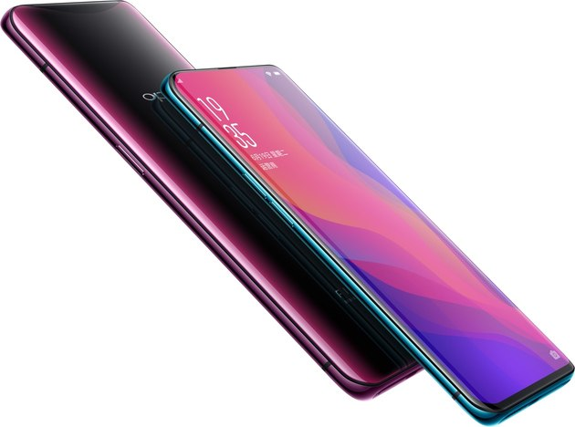 Oppo Find X Premium Edition Global Dual SIM TD-LTE 256GB CPH1875 / CPH1871  (BBK 1871)