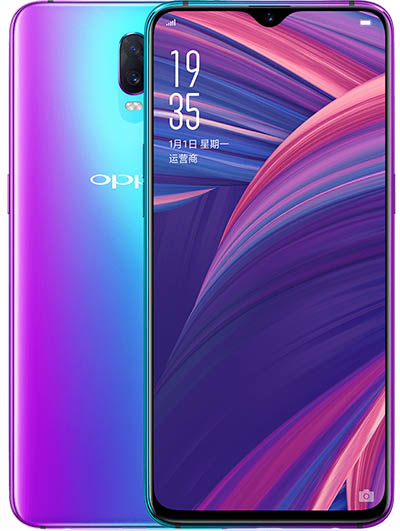 Oppo R17 Standard Edition Dual SIM TD-LTE CN PAGT00
