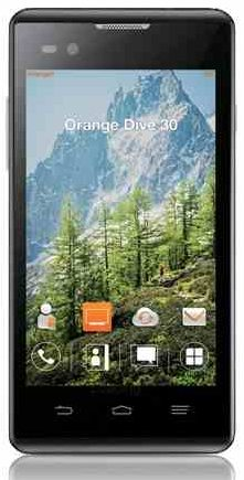 Orange Dive 30 LTE Dual SIM