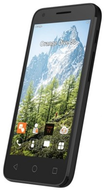 Orange Dive 50 LTE Dual SIM