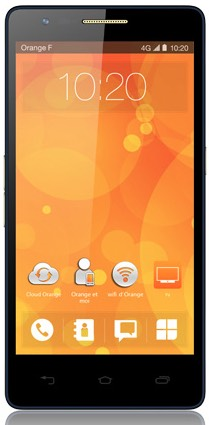Orange Fova 4G LTE