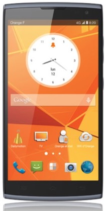 Orange Nura LTE