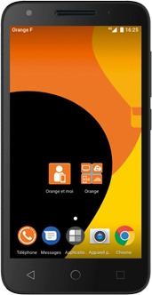 Orange Rise 52 LTE / Alcatel U5