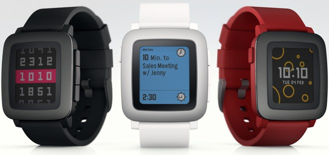 Pebble Time 501