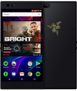 Razer Phone Limited Gold Edition Global TD-LTE RZ35-0215  (Razer Cheryl) részletes specifikáció