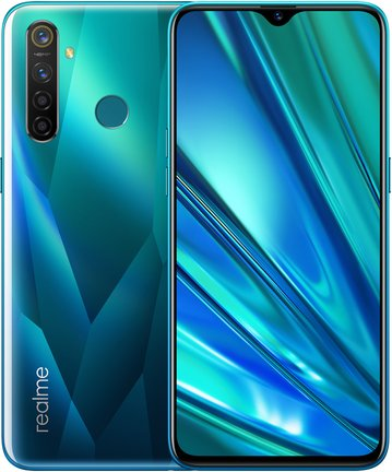 Oppo Realme 5 Pro Standard Edition Global Dual SIM TD-LTE 128GB RMX1971