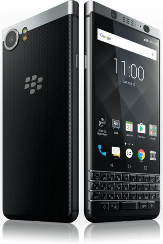 RIM BlackBerry KEYone BBB100-4 TD-LTE CN 64GB  (TCL Mercury)