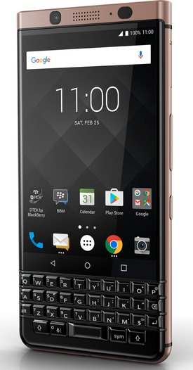 RIM BlackBerry KEYone Bronze Edition BBB100-7 Dual SIM TD-LTE 64GB  (TCL Mercury)