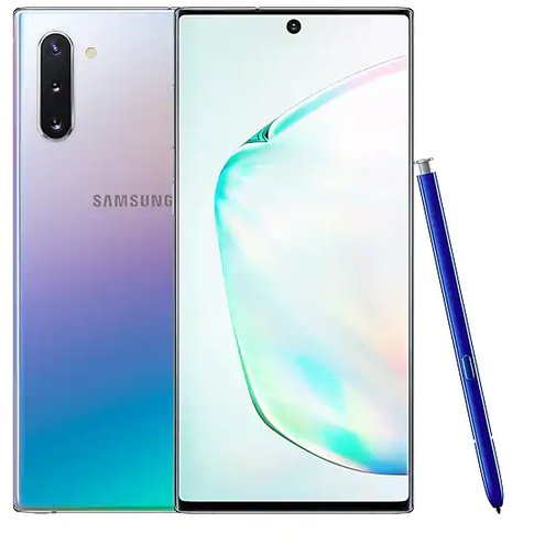 Samsung SM-N970F/DS Galaxy Note 10 Global Dual SIM TD-LTE 256GB  (Samsung DaVinci 1)