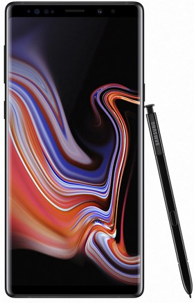 Samsung SM-N960J Galaxy Note 9 WiMAX 2+ SCV40  (Samsung Crown)