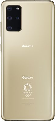 Samsung SM-G986DS Galaxy S20+ 5G UW Olympic Games Edition TD-LTE JP 128GB SC-52A  (Samsung Hubble 1 5G)