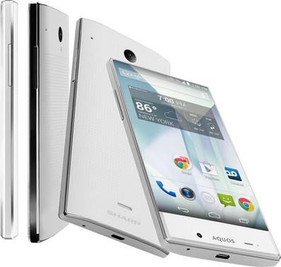 Sprint Sharp AQUOS Crystal 306SH