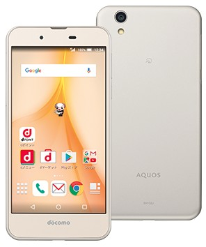 Sharp Aquos Ever LTE SH-02J