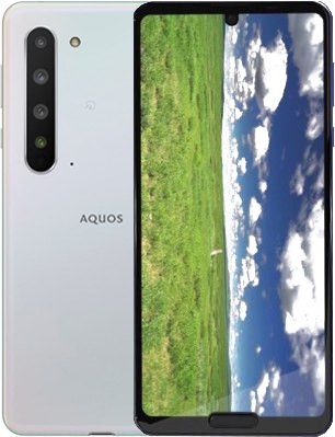 Sharp Aquos R5G Global TD-LTE SH-R50  (Sharp Apy)