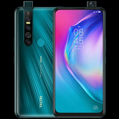 Tecno Mobile Camon 15 Pro Dual SIM TD-LTE 128GB CC8 / CD8