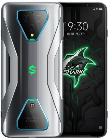 Xiaomi Black Shark 3 5G Premium Edition Global Dual SIM TD-LTE 128GB KLE-H0  (Xiaomi Klein)