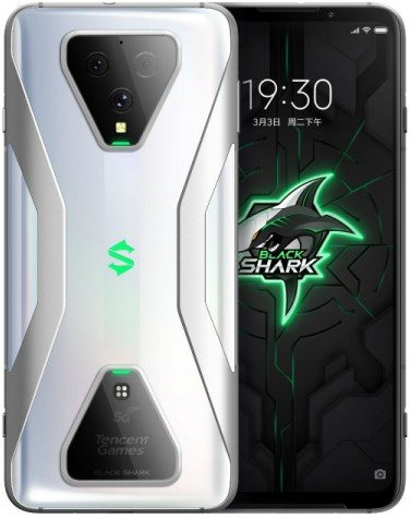 Xiaomi Black Shark 3 5G Standard Edition Global Dual SIM TD-LTE 128GB KLE-H0  (Xiaomi Klein)