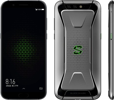 Xiaomi Black Shark Global Dual SIM TD-LTE 128GB SKR-H0