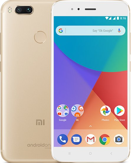 Xiaomi Mi A1 Global Dual SIM TD-LTE MDG2 / Mi 5X Android One  (Xiaomi Tiffany)