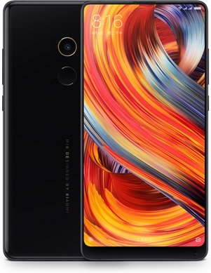 Xiaomi Mi Mix 2 Black Ceramic Edition Global Dual SIM TD-LTE 256GB MDE5