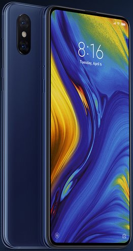 Xiaomi Mi Mix 3 5G Global TD-LTE 128GB M1810E5GG