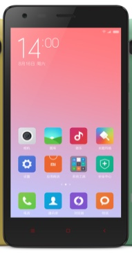 Xiaomi Hongmi 2A / Redmi 2A Enhanced Version Dual SIM TD-LTE