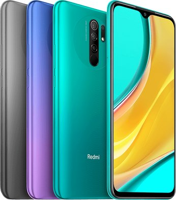 Xiaomi Redmi 9 Global Dual SIM TD-LTE 64GB M2004J19G