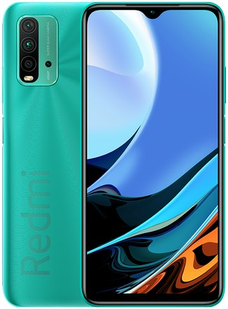 Xiaomi Redmi 9 Power 4G Premium Edition Dual SIM TD-LTE IN 128GB M2010J19SI  (Xiaomi Lime)