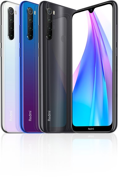 Xiaomi Redmi Note 8T Standard Edition Global Dual SIM TD-LTE 32GB M1908C3XG