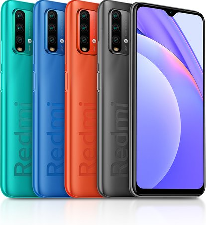 Xiaomi Redmi Note 9 4G Top Edition Dual SIM TD-LTE CN 256GB M2010J19CT  (Xiaomi Citrus)