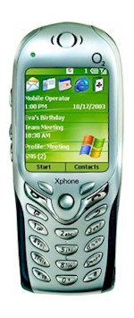 O2 Xphone  (HTC Voyager)