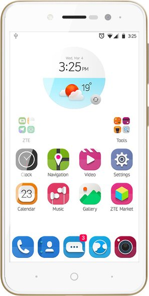 ZTE Blade A520 Global Dual SIM LTE 16GB
