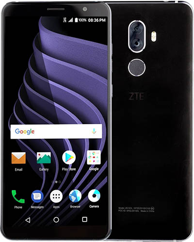 ZTE Blade Max View LTE US Z610DL