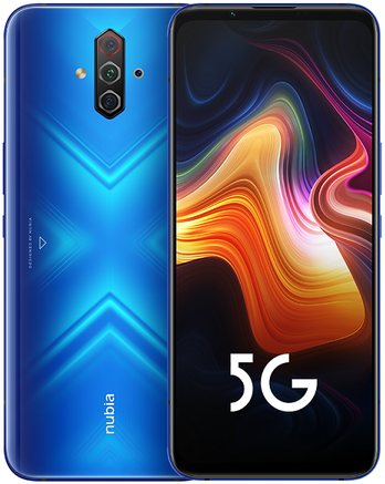 ZTE Nubia Red Magic 5G Lite Premium Edition Global Dual SIM TD-LTE 256GB NX651J  (ZTE SDL)
